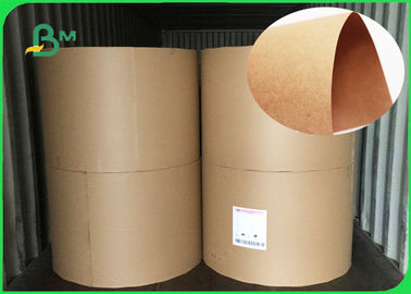 China FSC tablero ColorTear natural del trazador de líneas de 70 * del 100CM Brown Kraft resistente en Rolls proveedor